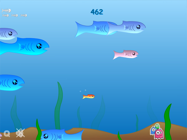 The big fish game firely blog for Game and fish