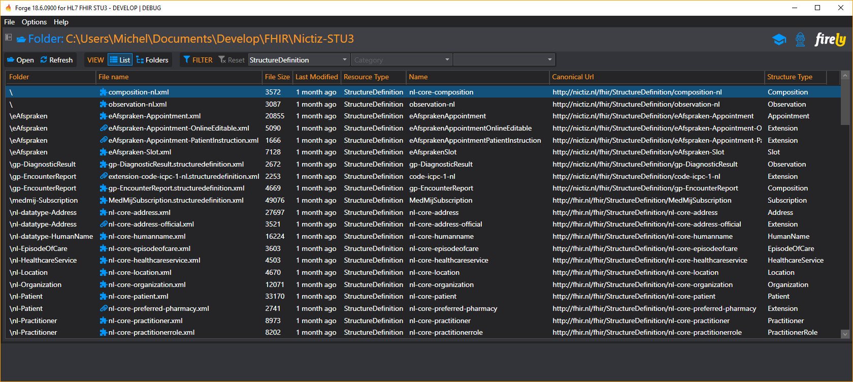 Forge - Folder Explorer (BETA)